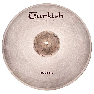 Turkish Cymbals New Jazz Generation Series 17-inch NJG Crash * NJG-C17