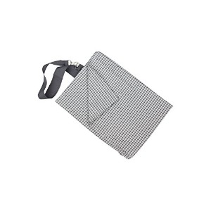 Caught Ya Lookin' Nursing Cover, Gray Houndstooth by Caught Ya Lookin'