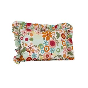 Cotton Tale Designs Ruffled Pillow Sham, Lizzie by Cotton Tale Designs