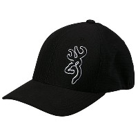 Browning York cap-black ブラック