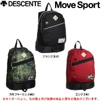 DESCENTE(デサント) バックパック DAC-8383 Move Sport リュックサック デイバッグ (エンジ(ENG), F)