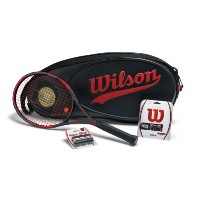 Wilson Pack Pro Staff 95 100 Years Collection - 3 ou 4 3/8