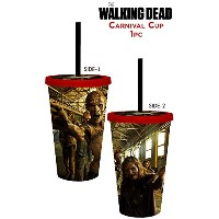 The Walking Dead – Carnival Cup – ゾンビZombiesカーニバルカップ – Printed – 16オンス – BPAフリープラスチックCup – 100 ...