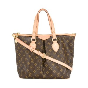 Louis Vuitton Pre-Owned パレルモ PM トートバッグ - ブラウン