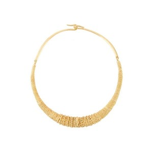 Aurelie Bidermann - Marissa ネックレス - women - 18kt Gold Plated Brass - ワンサイズ