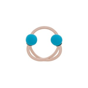 Astley Clarke - Turquoise Yves リング - women - 18kt Gold Vermeil/ストーン - P