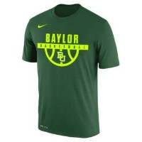 NIKE COLLEGE BASKETBALL LEGEND DRI-FIT T-SHIRT メンズ Baylor Bears | Gorge Green ジョーダン NCAA Basketball...