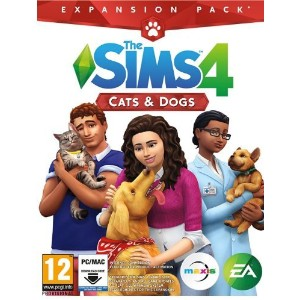 The Sims 4 Cats and Dogs (PC CODE) (輸入版)