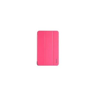 Poetic Slimline Portfolio Case for Google Nexus 7 Android Tablet by Asus, Magenta/Black - 並行輸入品