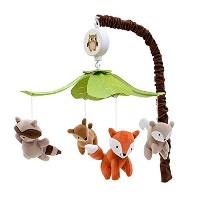 Woodland Tales Musical Mobile by Lambs & Ivy