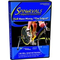 Spinervals 15.0 Have Mercy - The Sequel DVD