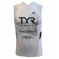 TYR(ティア) TRI-SUTE FOR SHOT COMP M/BACK ZIPPER TMSG1-17S-WH ホワイト M