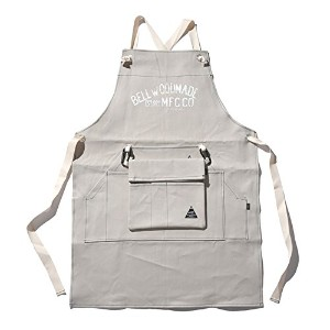BELLWOODMADE(ベルウッドメイド) THE APRON WHITE DENIM BWTAWDM2016
