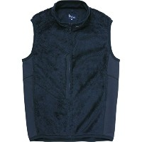 AK457 MID FLEECE VEST -Navy- (L)