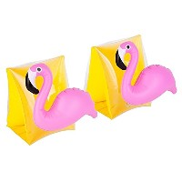 Rongbenyuan Kid Inflatable Arm Bands Floatation袖 イエロー