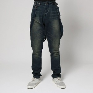 【SALE 30%OFF】デシグアル Desigual DENIM_C?SAR (DENIM DARK BLUE)