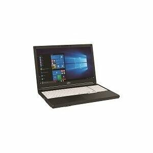 富士通 ノートPC LIFEBOOK A576/PX/Celeron 3855U(1.60GHz)/15.6型/4GB FMVA16034P
