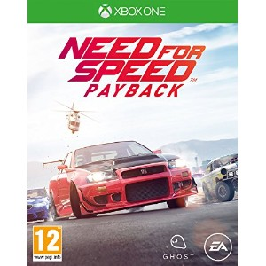 Need For Speed PayBack (Xbox One) - Imported UK.