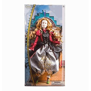 Disney(ディズニー) Alice Disney Film Collection Doll - Alice Through the Looking Glass - 12'' 鏡の国のアリス 人形...