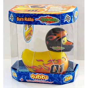Rubba Ducks RD00029 Ducktona Collector Display Box by Rubba Ducks