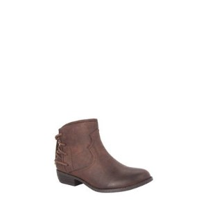 evette distressed backlace bootie ブーツ 靴 キッズ マタニティ ベビー