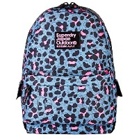 Superdry Print Edition Montana Rucksack in Animal Marl
