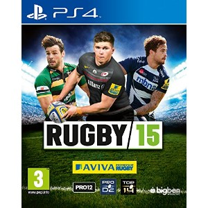 Rugby 15 (PS4) (輸入版)