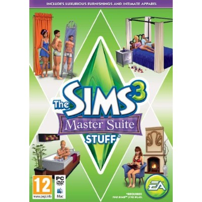 The Sims 3 Master Suite Stuff (輸入版)