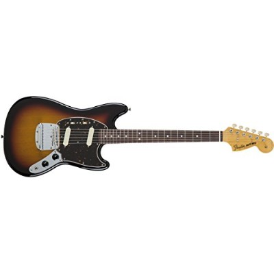 Fender エレキギター MIJ Traditional '60s Mustang Rosewood 3-Color Sunburst