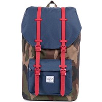 Herschel Supply Co. リュックサック 10014(W.CAMO/NAVY/RED(00309),25L)