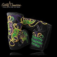 SCOTTY CAMERON パターカバー (2014 Mardi Gras)