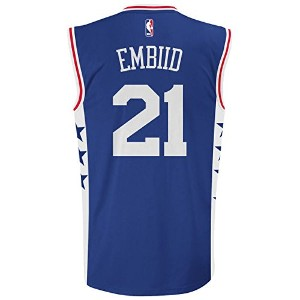 NBA Youth Boys 8 – 20 Replica Road Jersey XL ホワイト