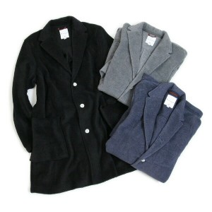 【17'A/W新作】RE MADE IN TOKYO JAPAN(アールイーメイドイントウキョウジャパン)00718A-CO 【Boa Fleece A-line Coat】 ボアフリース...
