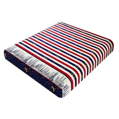 Zhhlinyuan 寝具カバーセット Premium Soft Wrinkle Resistant Microfiber Bed Fitted Sheet/Bed Cover Pattern...