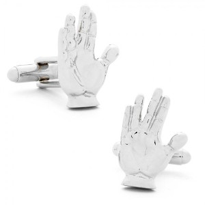 スタートレックLive Long And Prosper Cufflinks