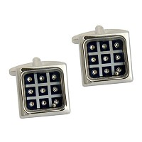 funtioning Ball Game Cufflinks