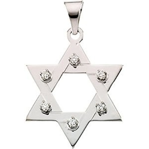 STAR OF DAVID Medal