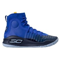"Under Armour Curry 4 IV ""More Fun""キッズ/レディース Team Royal/Academy/Team Royal アンダーアーマー カリー4 バッシュ ステフィン..."