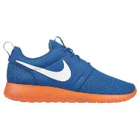 (取寄)Nike ナイキ メンズ ローシ ワン Nike Men's Roshe One Military Blue Vivid Blue Total Orange White