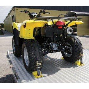 【USA在庫あり】 3920-0399 ムース MOOSE Utility Division TIRE TIE DOWN/CHOCK KIT