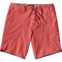 パタゴニア メンズ 水着 水着 Patagonia Men's Light and Variable 18 Inch Board Short Spiced Coral