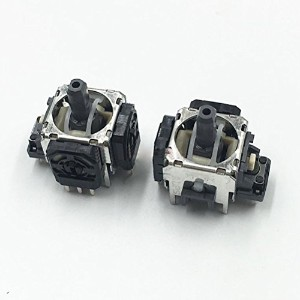 Zhhlinyuan 良質 Pack of 2 Replacement 3D Joystick Controller Rocker Axis Analog Sensor Module for...