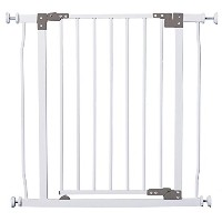 Dreambaby Liberty Security Gate w/ Stay Open Feature- White by Dreambaby