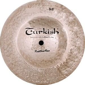 Turkish Cymbals Rock Series 9-inch Rock Beat Raw Big Bell * RBR-BB9
