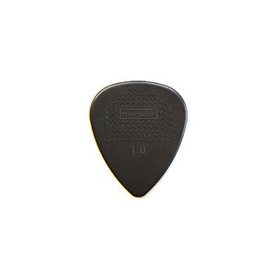 Jim Dunlop ギターピック  Max-Grip Nylon Standard 1.00mm 449R100