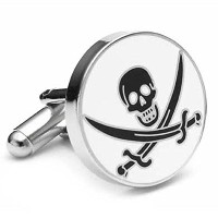 Cufflinks IncメンズCalico Jack One Size ブラック