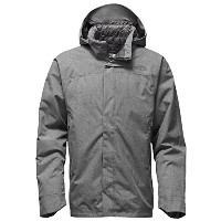 The North FaceメンズThermoball Trench TNF Medium Grey Heather