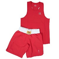 Wesing Boxing Uniform Boxing Suitボクシングセットメンズ