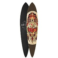 Arbor Timeless Pin Grip Longboard Deck 2015 46 Inch by Arbor