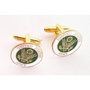 US Army Cuff Links withギフトボックス